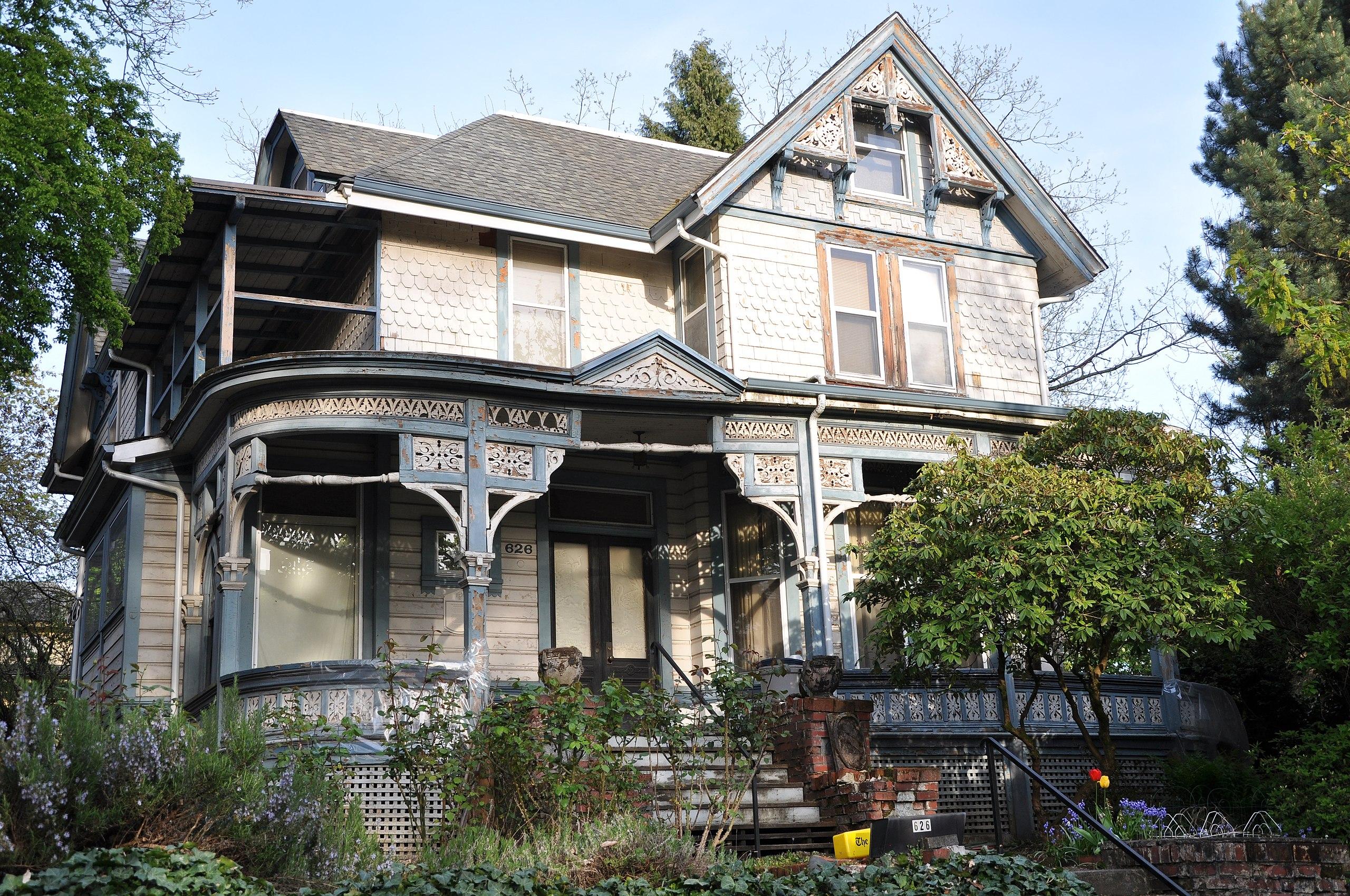 William D. Fenton House