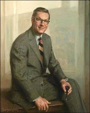 William E. Simon, class of 1952, served as the United States Secretary of the Treasury from 1974-1977.