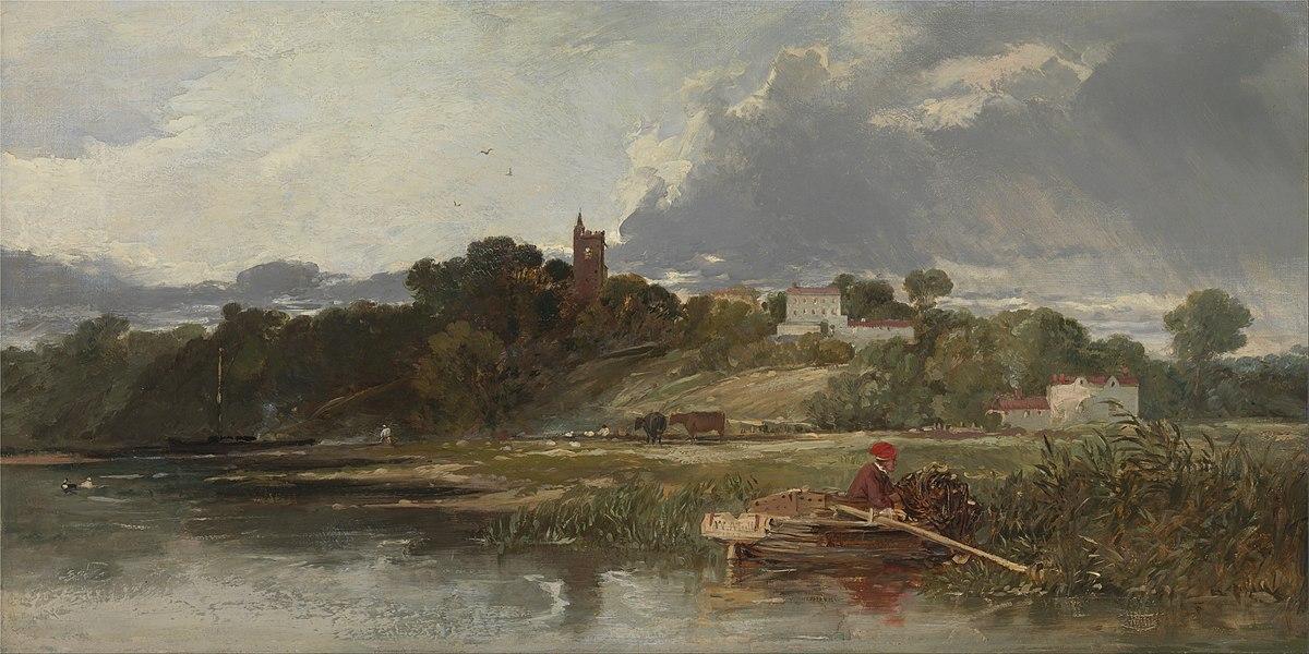 Williams Oil Painting