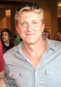 William Zabka at the Chiller Theatre Expo in NJ, April 27, 2013 (02).jpg