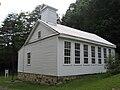 Willow Chapel School Capon Springs WV 2009 07 19 08.jpg