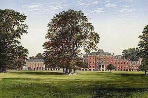 Wimpole Estate - Image: Wimpole Hall Morris edited