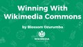 Winning With Wikimedia Commons.pdf