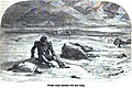 Winter Scene between Port and Camp. George Dodd. Pictorial history of the Russian war 1854-5-6.jpg