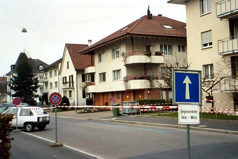 Cidades nos arredores de Zurique