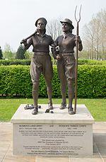 Women's Land Army and Women's Timber Corps Memorial.jpg
