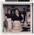 Women in a kitchen preparing a meal (4419501196).jpg