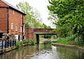 Worcester and Birmingham Canal, Stoke works - geograph.org.uk - 1354281.jpg