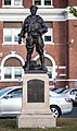 World War I Memorial, Taunton Street, East Providence 2012.jpg