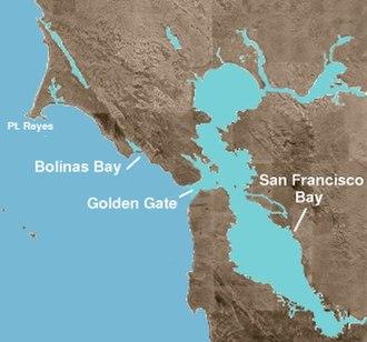 Bolinas Bay - Bolinas Bay