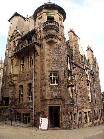 writers' museum edinburgh