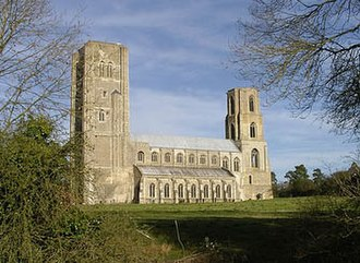 Wymondham Abbey - Image: Wymondham Abbey