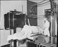 X-Ray room. Clinch Valley Clinch Hospital, Richlands, Tazewell County, Virginia. - NARA - 541103.tif
