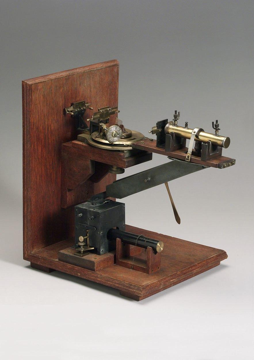 X-ray spectrometer, 1912. (9660569929)
