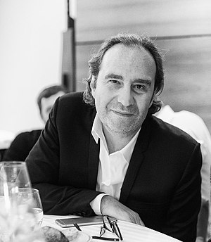 42 (school) - French entrepreneur and businessman Xavier Niel who created and funded 42