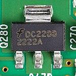 Xerox ColorQube 8570 - PCB Wave Amp - Fairchild DC22BB 222A-9201.jpg