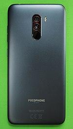 Xiaomi Pocophone F1 - Wikipedia