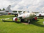 Yak-27 at Central Air Force Museum Monino pic1.jpg