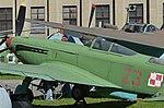 Yakolev Yak-9P '23' (11073045873).jpg
