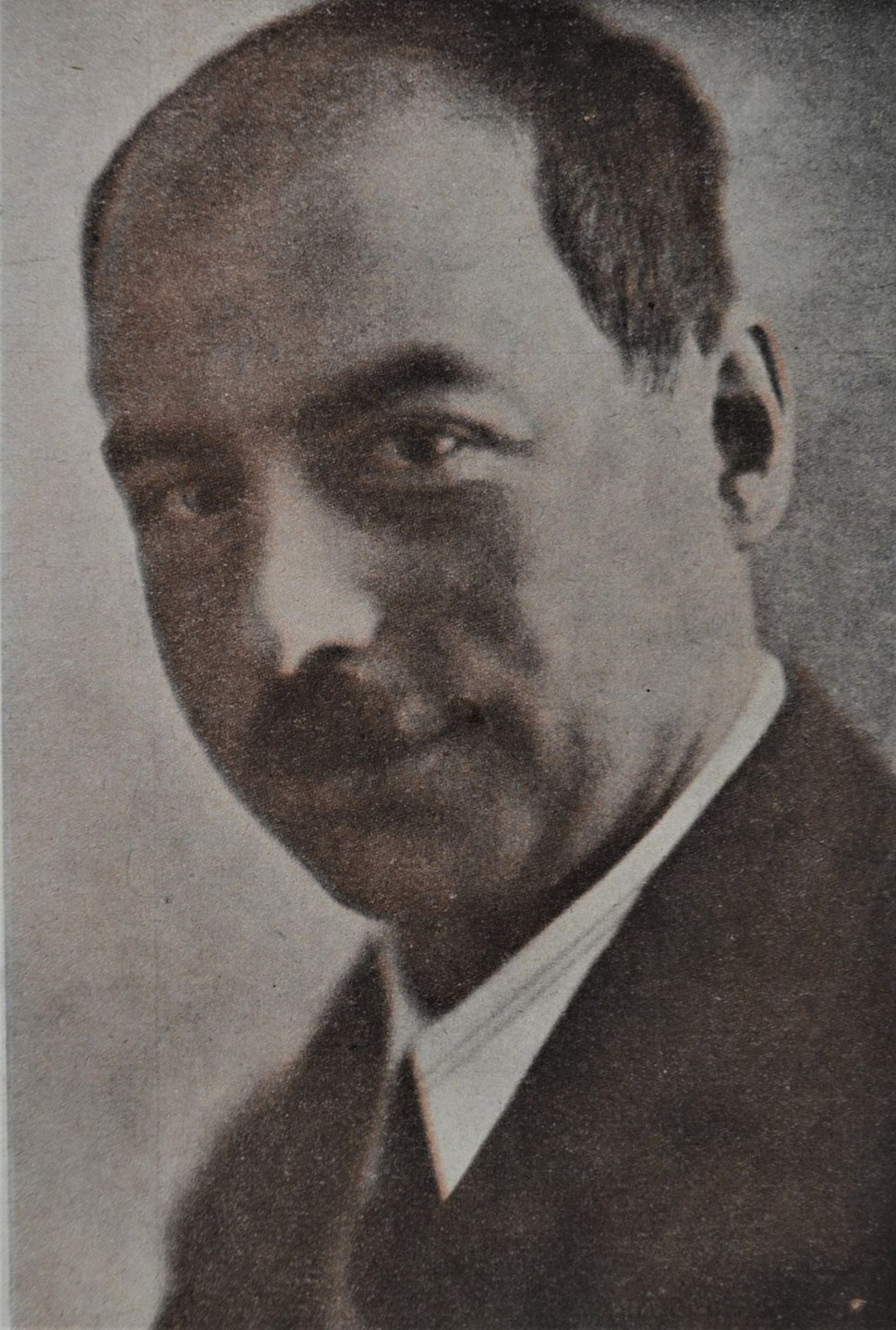 Yakov Yakovlev. People's Commissar for Agriculture. USSR 1929