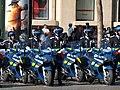 Yamaha Gendarmerie motorcycles.JPG