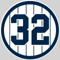 YankeesRetired32.svg