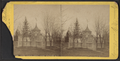 Yate's Castle -- Green House, Syracuse, N.Y, from Robert N. Dennis collection of stereoscopic views.png
