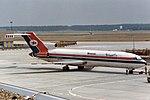 Yemenia - Yemen Airways Boeing 727-2N8-Adv 4W-ACG (26680282784).jpg