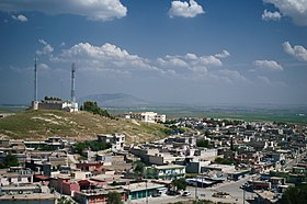 Yezidi town of Baadre, near Shekhan in Duhok Governorate 11.jpg