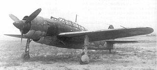 Yokosuka D4Y airplane