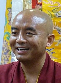 Yongey Mingyur Rinpoche Nepalese Lama
