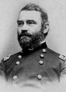 Zealous Bates Tower Union army general