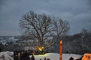 Zapis - A religious ceremony in Kragujevac