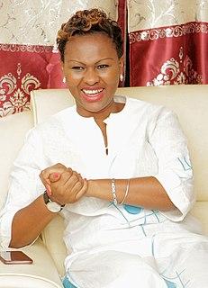 Zeinab Camara Guinean politician