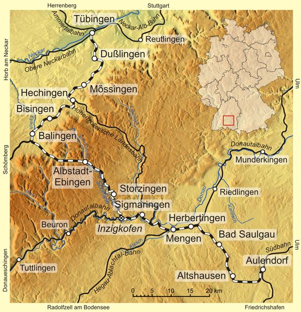 Singletrail map baden w rttemberg