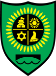 Zrenjanin (grb) 1968-2008