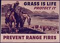 """Grass is Life Protect it. Prevent Range Fires."" - NARA - 514420.jpg"