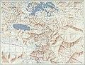 """Yamdrog Tsho"" (Yamdrok Tso) 1954 Tibet map sheet, from- Txu-oclc-10552568-nh46-13 (cropped).jpg"