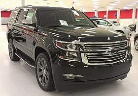 2013 Cadillac Escalade For Sale >> Chevrolet Tahoe - Wikipedia