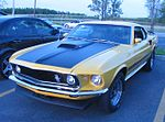 '69 Ford Mustang Coupe (Auto classique Bellepros Vaudreuil-Dorion '11).JPG