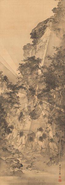 File:'Amaterasu' by Hoen (Taira) Yoshiteru.jpg