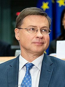 (Valdis Dombrovskis) Hearing with Valdis Dombrovskis, vice president-designate for an economy that works for people (48864282377) (cropped).jpg