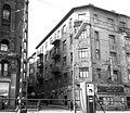 ÁFOR gázolaj töltőállomás, Alkotás utca, szemben a Greguss utca, Budapest. - Fortepan 102715.jpg
