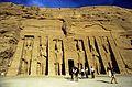 Ägypten 1999 (127) Assuan- Kleiner Tempel von Abu Simbel (27410205191).jpg
