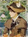 Édouard Manet - Woman on a Bench.jpg