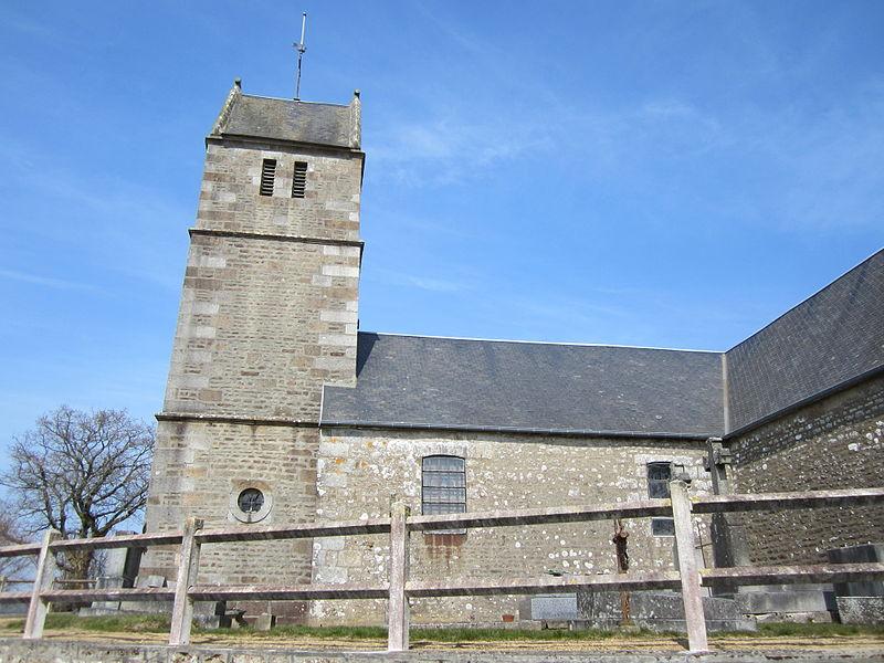 Église Saint-Cyr-et-Sainte-Julitte de fr:la Chapelle-Cécelin