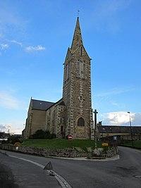 Église Saint-Laurent de Saint-Laurent-de-Terregatte.JPG