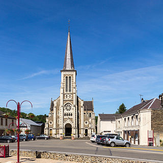 Thilay Commune in Grand Est, France