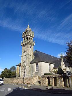 Église Saint-Ténénan à Plabennec, Finistère 01.JPG