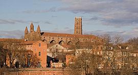 Église des Jacobins depuis la Garonne Toulouse IMG 7323.jpg